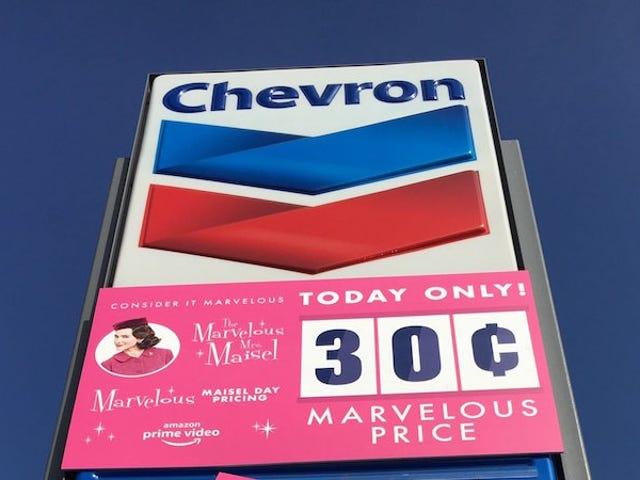 亚马逊在加州引发混乱:决定以每升10美分的价格出售汽油