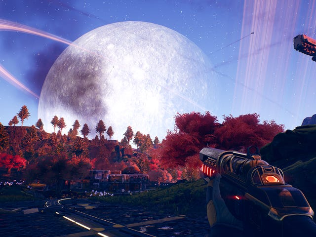 Ja, The Outer Worlds kommer till XBox Game Pass
