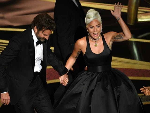 Lady Gaga Says She and Bradley Cooper Are Artists, Not Lovers