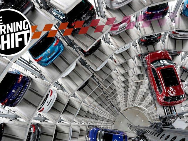 Amerika er rapportert å holde av på importbilpriser - for nå