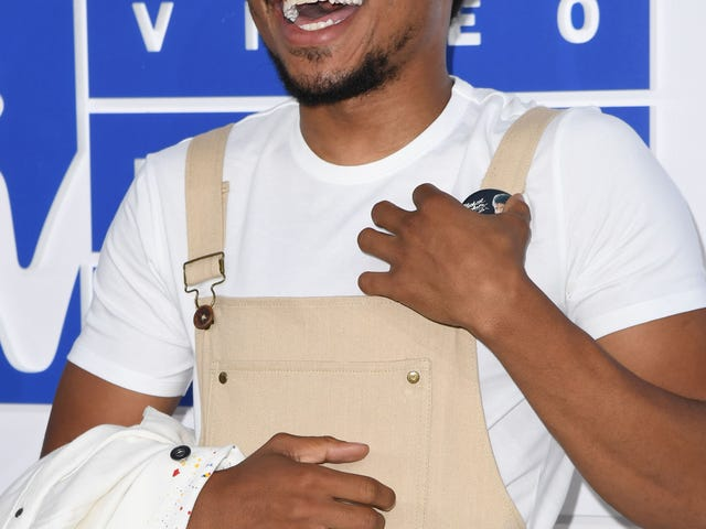 Thanks to Chance the Rapper, #BlackBoyJoy Is a Thing