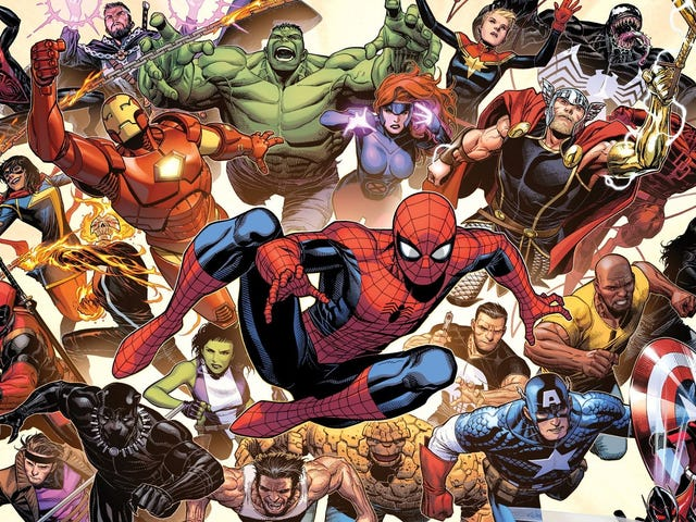 Infinity Wars, Spider-Geddons, and Immortal Hulks: The Current State of Marvel Comics (Pt. 1)