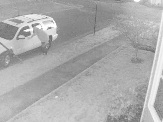 """Le """"Bandit de la merde"""", un Copycat Mad Pooper, Torments Arkansas Household"""
