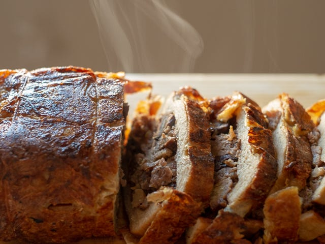 How to Make a Vegan Roast You'll Actually Want to Eat
