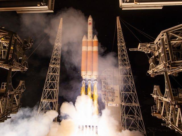 Watch NASA Launch Its Sun-Skimming Parker Solar Probe