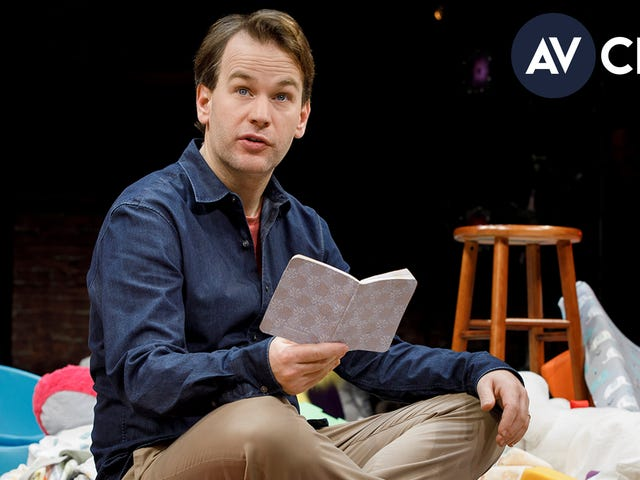 Mike Birbiglia on the harsh realities of being a parent
