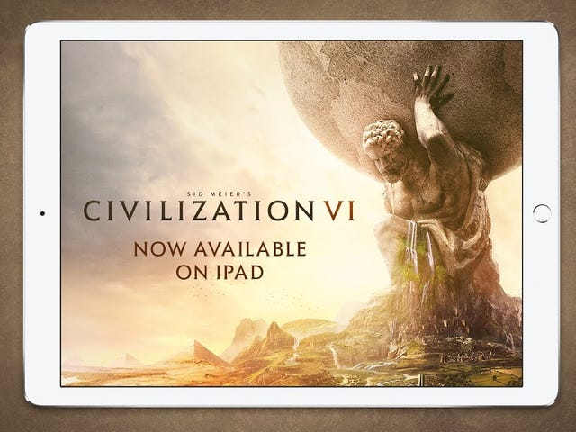 Civilization VI For iPad Is 50% Off For the Next Two Days