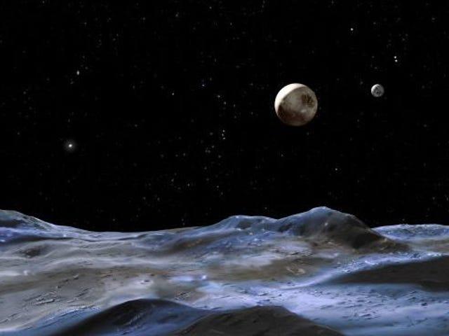 Toen we Pluto ontdekten veranderde het hoe we het zonnestelsel zagen