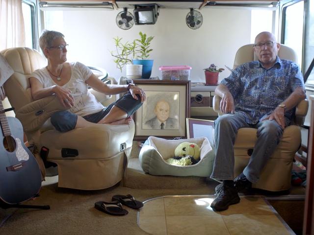 Μια ματιά στο εσωτερικό του CamperForce, οι εργαζόμενοι συνταξιούχων μίας χρήσης του Amazon <em></em>