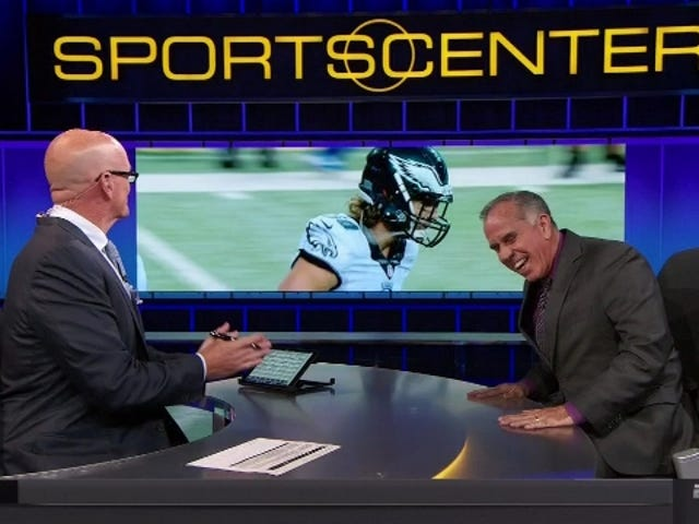 Scott Van Pelt Brought Back Ballimerese To Bring Tim Kurkjian To Uncontrollable Laughter