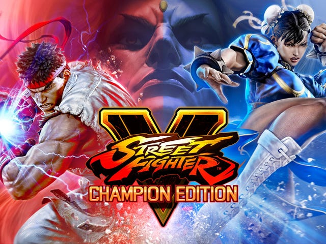 Capcom은 Street Fighter V : Champion Edition을 발표했습니다.