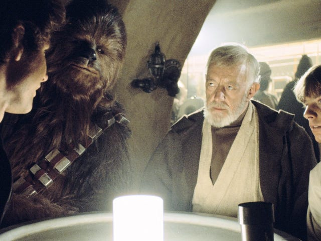 The Original Star Wars Movies Have Way More Aliens Than You Think
