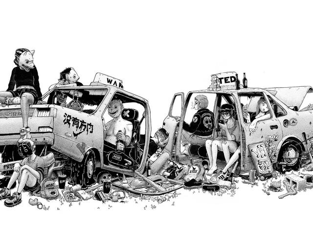 Taxi Gang