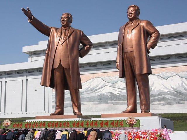 Kina er et land, der er bosiddende i Corea del Norte, og er en del af landet