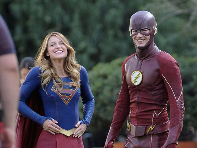 Estado de Multiverso Dirección parte 2: <i>The Flash</i> y <i>Supergirl</i>