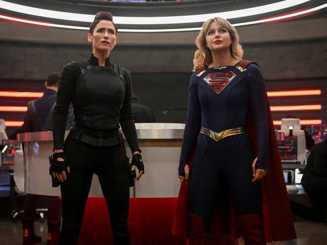 Supergirl spinge la tecnobabble al massimo