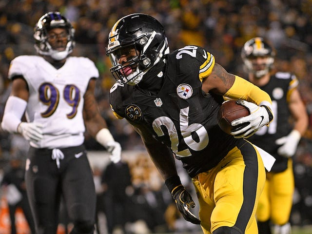 Le'Veon Bell Will Sit Out The Season. Now What?