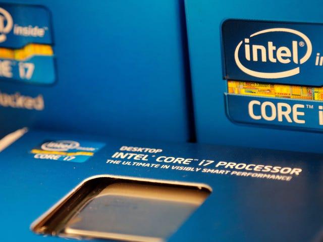 Windows lặng lẽ các bản vá lỗi có thể đảo ngược Meltdown, sửa lỗi Spectre cho CPU Intel