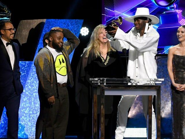 Dưới đây là những người chiến thắng từ Giải thưởng Grammy 2020