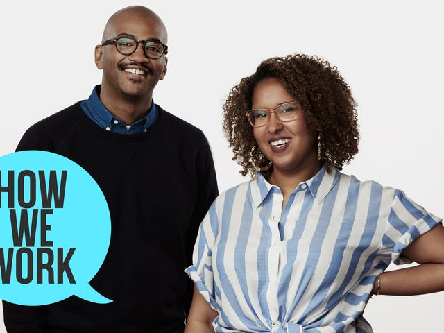 We're 'The Nod' Co-Hosts Brittany and Eric, and This Is How We Work