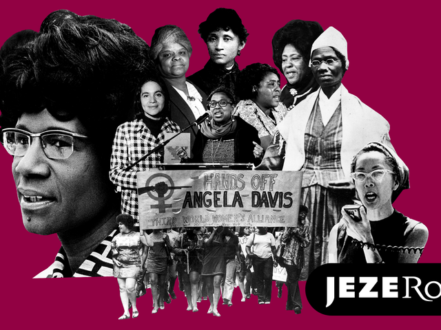 These Are the Women of Color Who Fought Both Sexism and the Racism of White Feminists