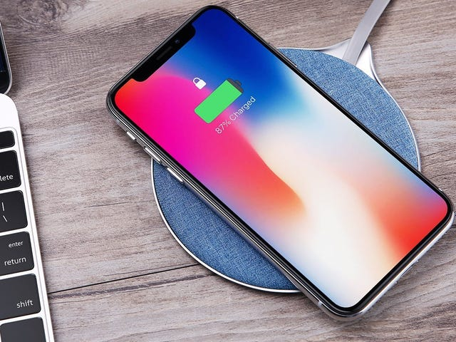 Save $9 On the Best Looking Qi Charger Out There