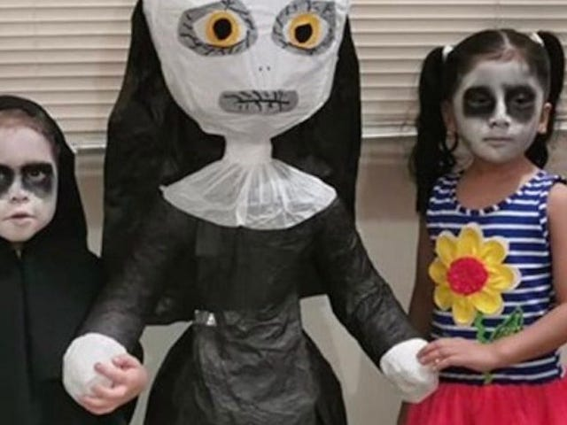 The Nun is inspiring a whole new generation of goths
