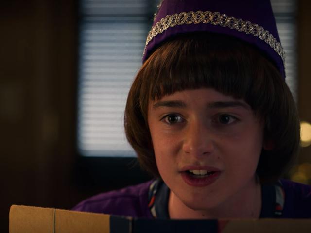 来自陌生人事物的Noah Schnapp讨厌他角色的发型