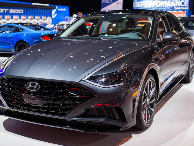 La Hyundai Sonata 2020 ne sera pas complète N