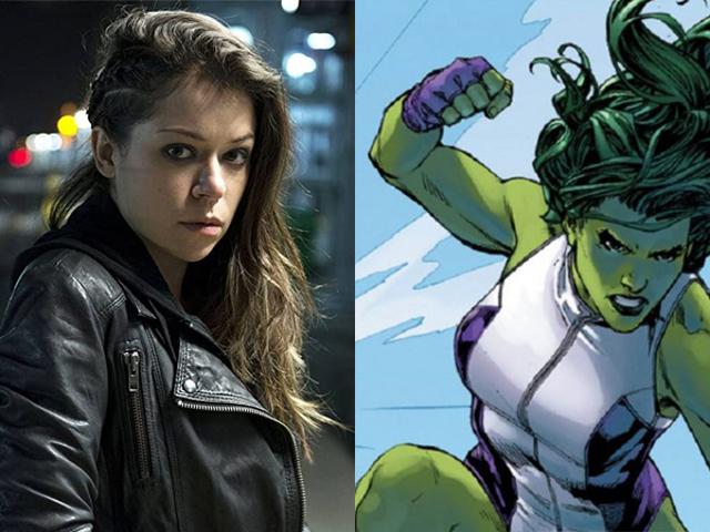 Tatiana Maslany Will Play Disney+'s She-Hulk