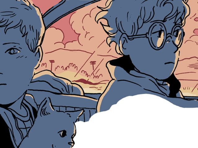 Tillie Walden tackles trauma and survival in the poetic, poignant Are You Listening?