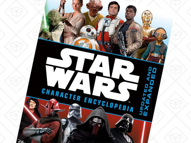 Brush Up On Your Star Wars Knowledge Before The New Movie With This Discounted Ebook
