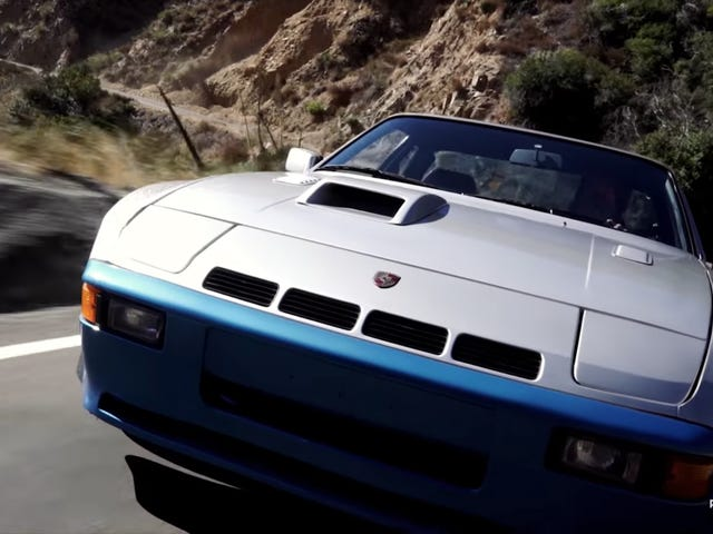 Magnus Walker Has A Great Take On The Unloved Porsche 924