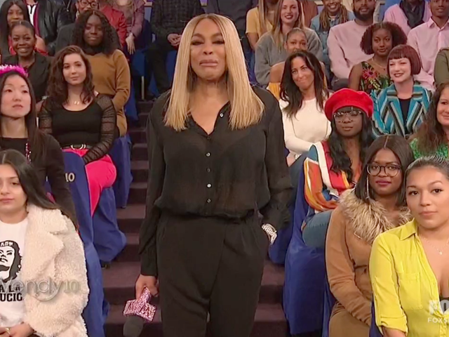 Wendy Williams Tearfully Announces That She's Living in a Sober House
