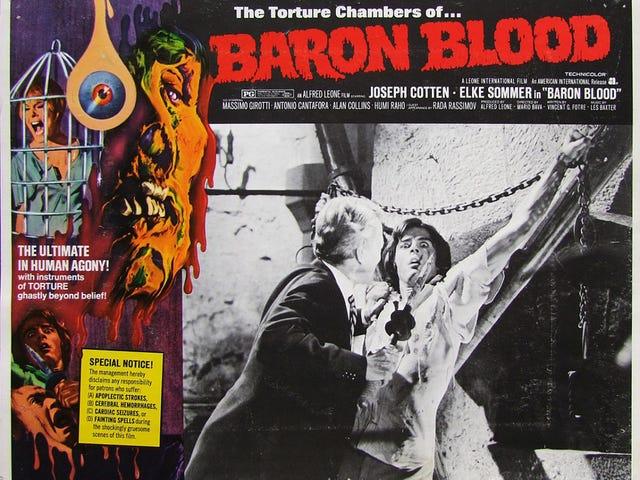 Tonight's Horror Movie Rewatch: Baron Blood (1972)