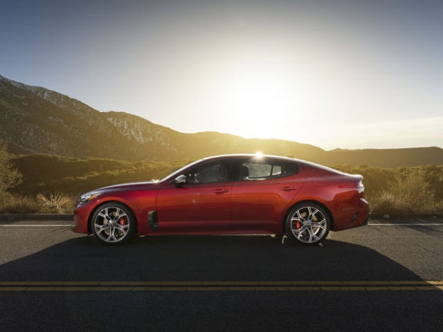 I Tried To Get A Deal On A Kia Stinger From A Florida Dealer And It... Wasn't Terrible?