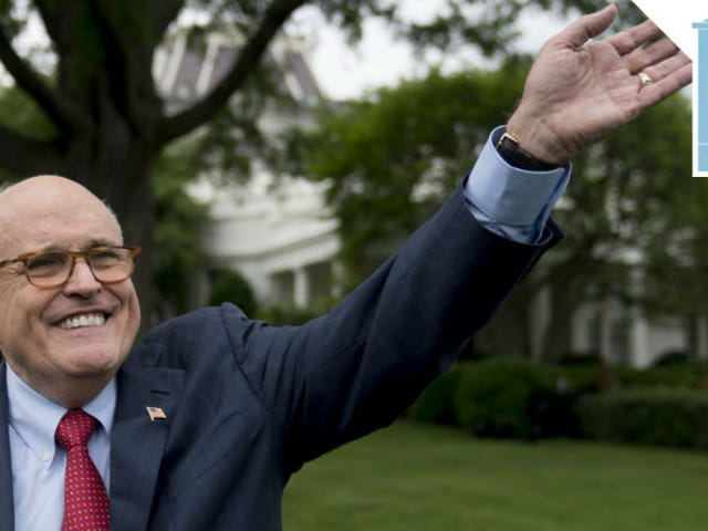 It Seems Another Woman Has Had Sex With Rudy Giuliani, Unfortunately