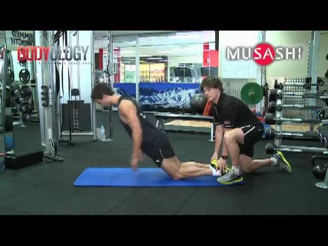 Reduce Your Risk of Hamstring Muscle Pulls With This Bodyweight Exercise