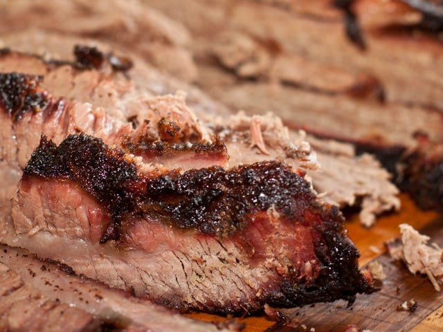 Meat-eaters aghast at vegan brisket that looks just like beef