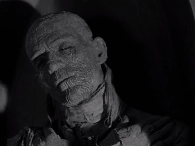 Poster Filem Lucu 1932 untuk <i>The Mummy</i> Dijangka Mengambil Lebih $ 1 Juta di Lelong Sotheby's