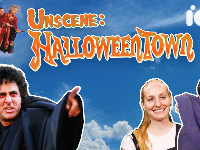 We Spread the Gospel of Disney Channel's Halloweentown to a First-Time Viewer