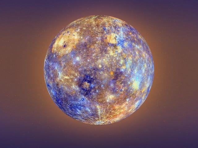 Thủy ngân cổ đại có những thứ phù hợp cho cuộc sống, những nghiên cứu mới đầy bất ngờ