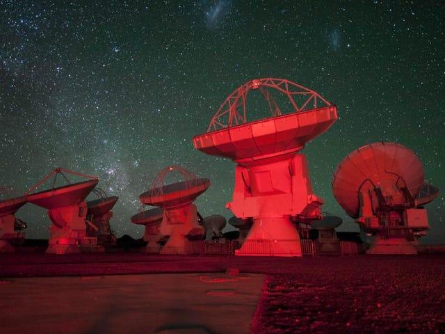 Astrónomos del SETI advierte que enviar mensajes al espacio es potencialmente catastrófico