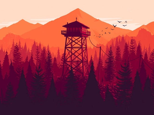 Tiny Utopias: Fort Brian (Firewatch)