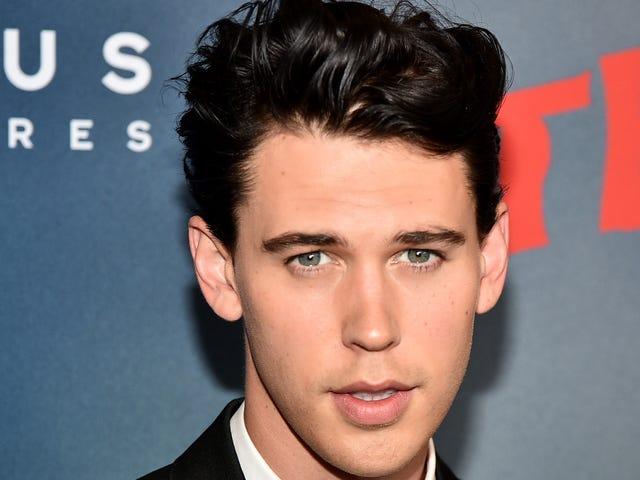 Baz Luhrmann's Elvis biopic finds its star: Austin Butler