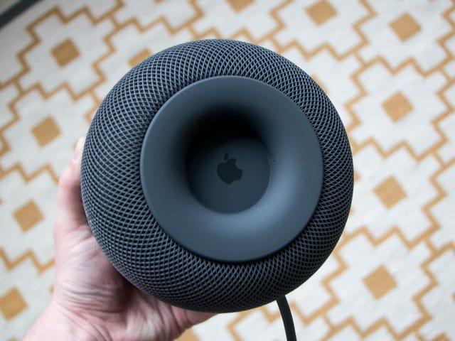 El HomePod de Apple puede dañar sus muebles