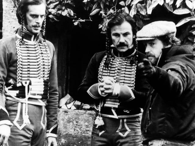 Ridley Scott fick sin början genom att göra Storbritanniens dumaste produkter ser bra ut