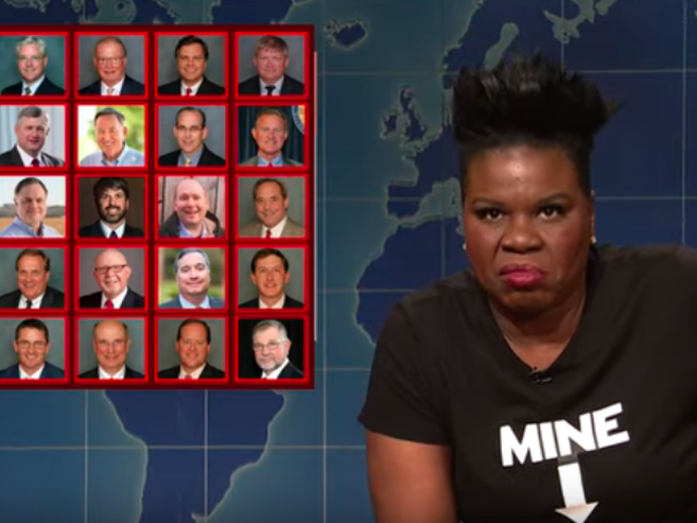 In the SNL finale, Leslie Jones tells anti-choice lawmakers to kiss her entire ass
