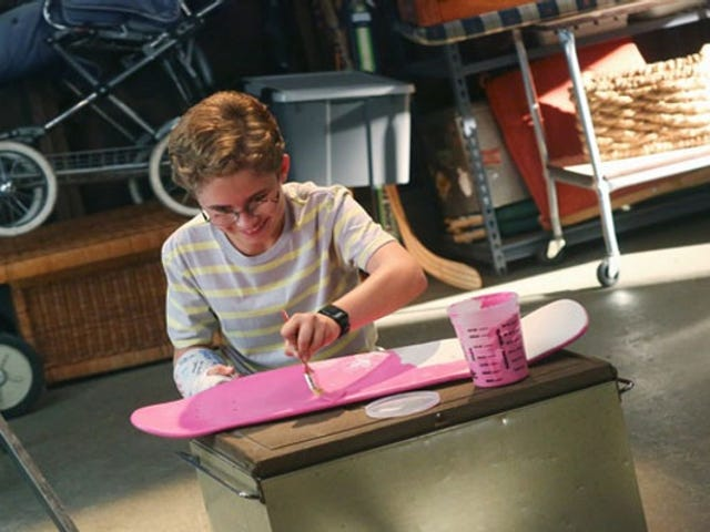 Tonight's Episode of The Goldbergs is All About Hoverboard Promises