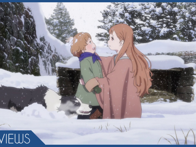 Rockmandash Reviews: Maquia: When the Promised Flower Blooms
